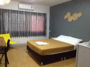 [ニンマーンヘーミン]アパートメント(28m2)| 1ベッドルーム/1バスルーム Huaykaew-Nimman : Studio G (Double Bed)
