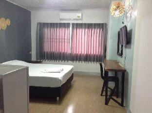 [ニンマーンヘーミン]アパートメント(28m2)| 1ベッドルーム/1バスルーム Huaykaew-Nimman : Studio H (Double bed)