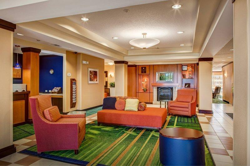 Fairfield Inn And Suites Indianapolis Noblesville
