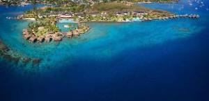 InterContinental Tahiti Resort & Spa bemutatása (InterContinental Tahiti Resort & Spa)