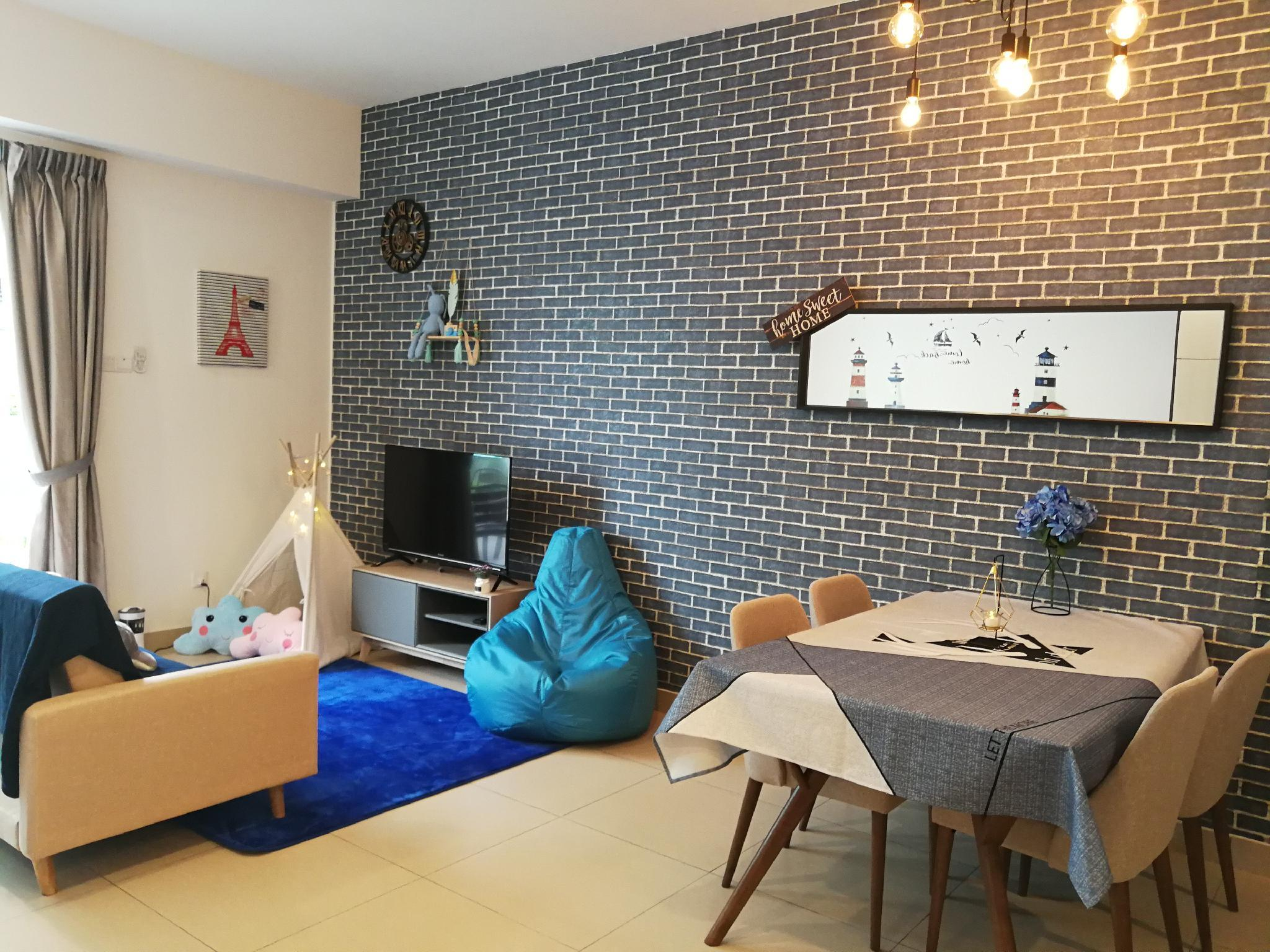 Contemporary Home Midhills  For Family Of 5pax