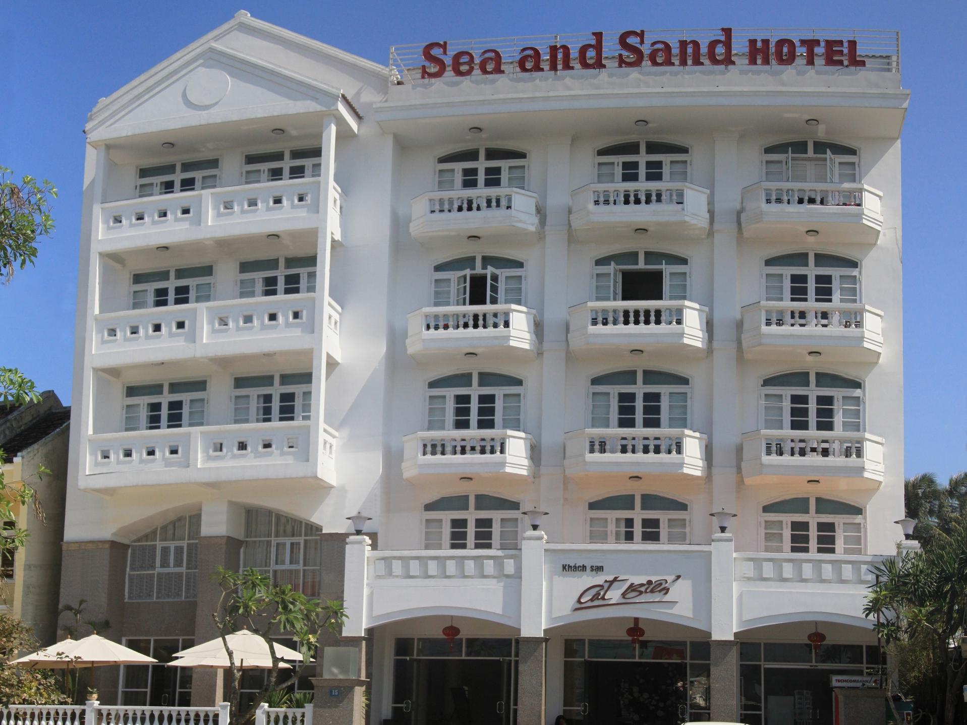 Sea And Sand Hotel