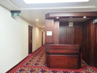 East Asia Hotel Macao - Hotellet från insidan