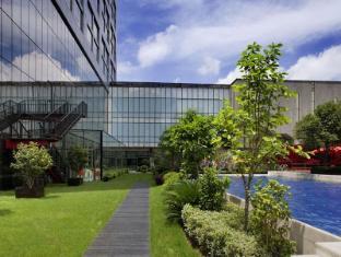 Radisson Blu Hotel Pudong Century Park Shanghai - Garden