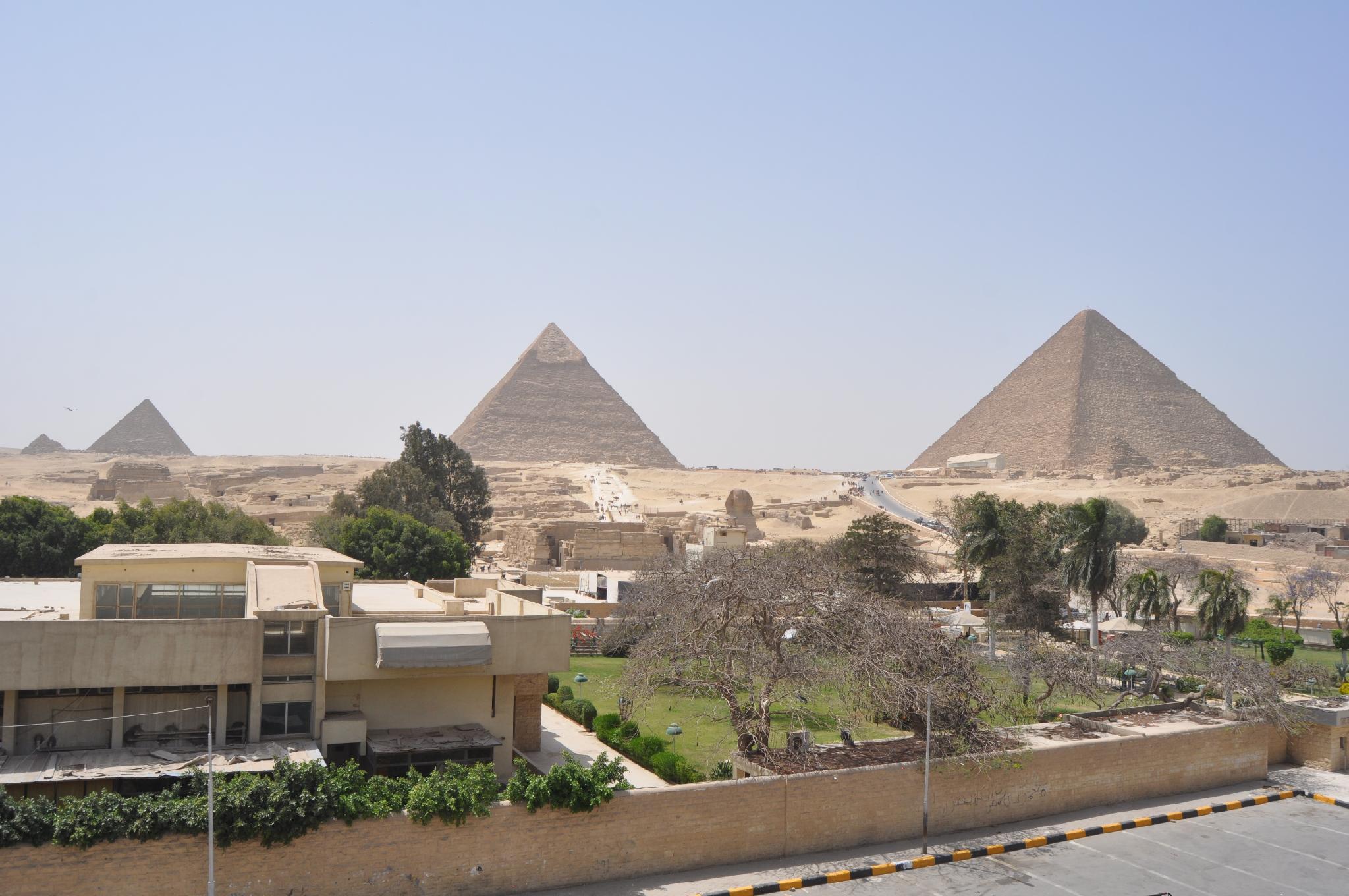 Pyramids Sun Capital