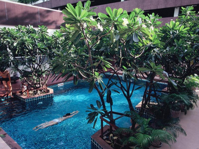 furamaxclusive sathorn hotel