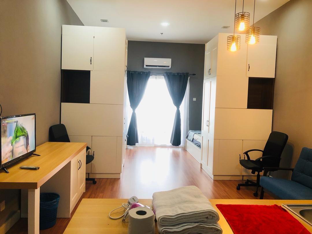 Champs Elysees Kampar with 4 single bed 2220