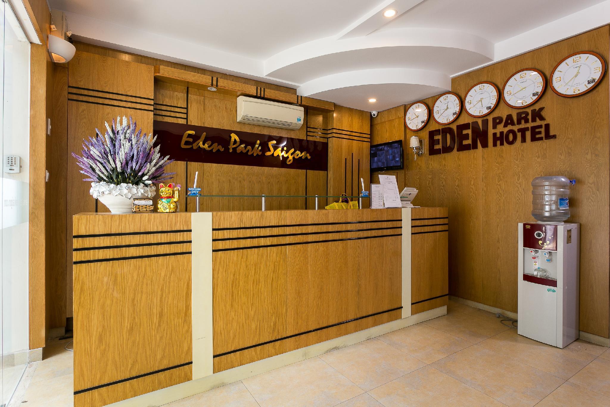 OYO 202 Eden Park Saigon Hotel