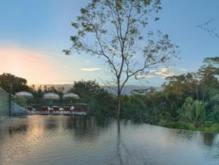 Komaneka at Tanggayuda Ubud Bali - Swimming Pool