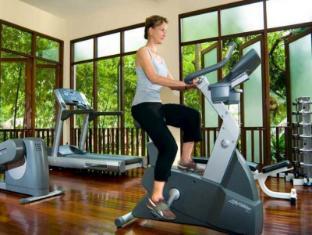 Komaneka at Tanggayuda Ubud Bali - Fitness Room