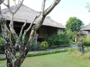 峇里馬塔哈瑞特比特酒店 峇里 - 花園