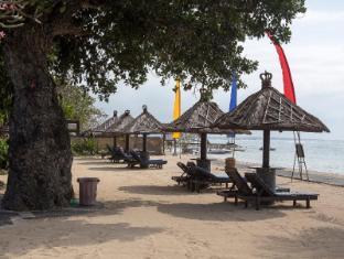 峇里馬塔哈瑞特比特酒店 峇里 - 沙灘