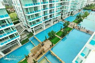 [カオタキアブ]アパートメント(70m2)| 2ベッドルーム/2バスルーム My resort Hua-Hin 8 guestS