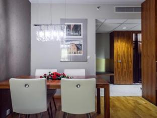 Radisson Blu Royal Hotel Helsinki Helsinki - Excecutive Suite's Living Room