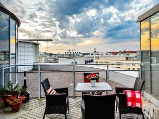 Radisson Blu Royal Hotel Helsinki Helsinki - Royal Suite's Terrace