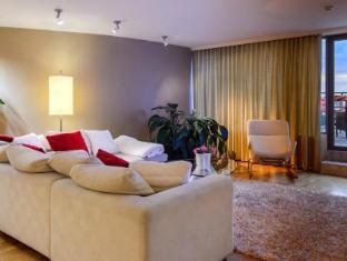 Radisson Blu Royal Hotel Helsinki Helsinki - Royal Suite's Living Room