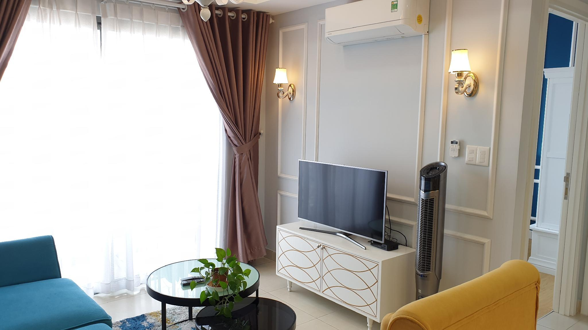 Beautiful Apartment At Masteri Thao Dien Riverview