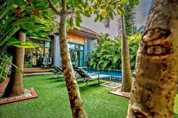 Almali Villa Mali (Saiyuan Estate) Phuket