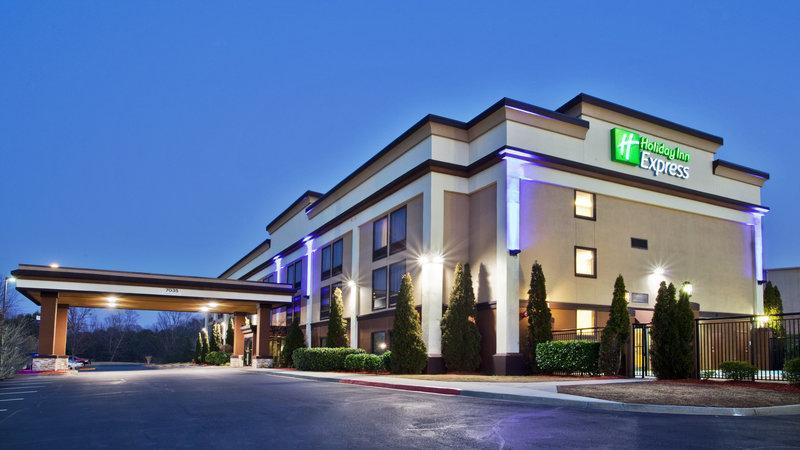 Holiday Inn Express Peachtree Corners   Norcross