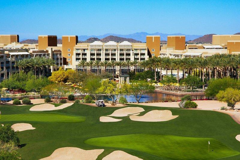 JW Marriott Phoenix Desert Ridge Resort And Spa