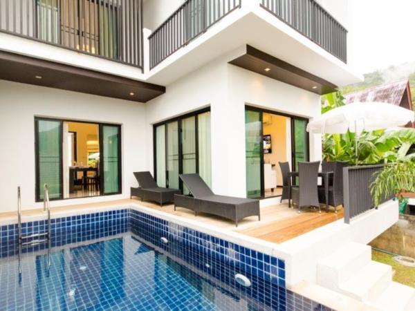 Thamond Villas Naiharn Phuket