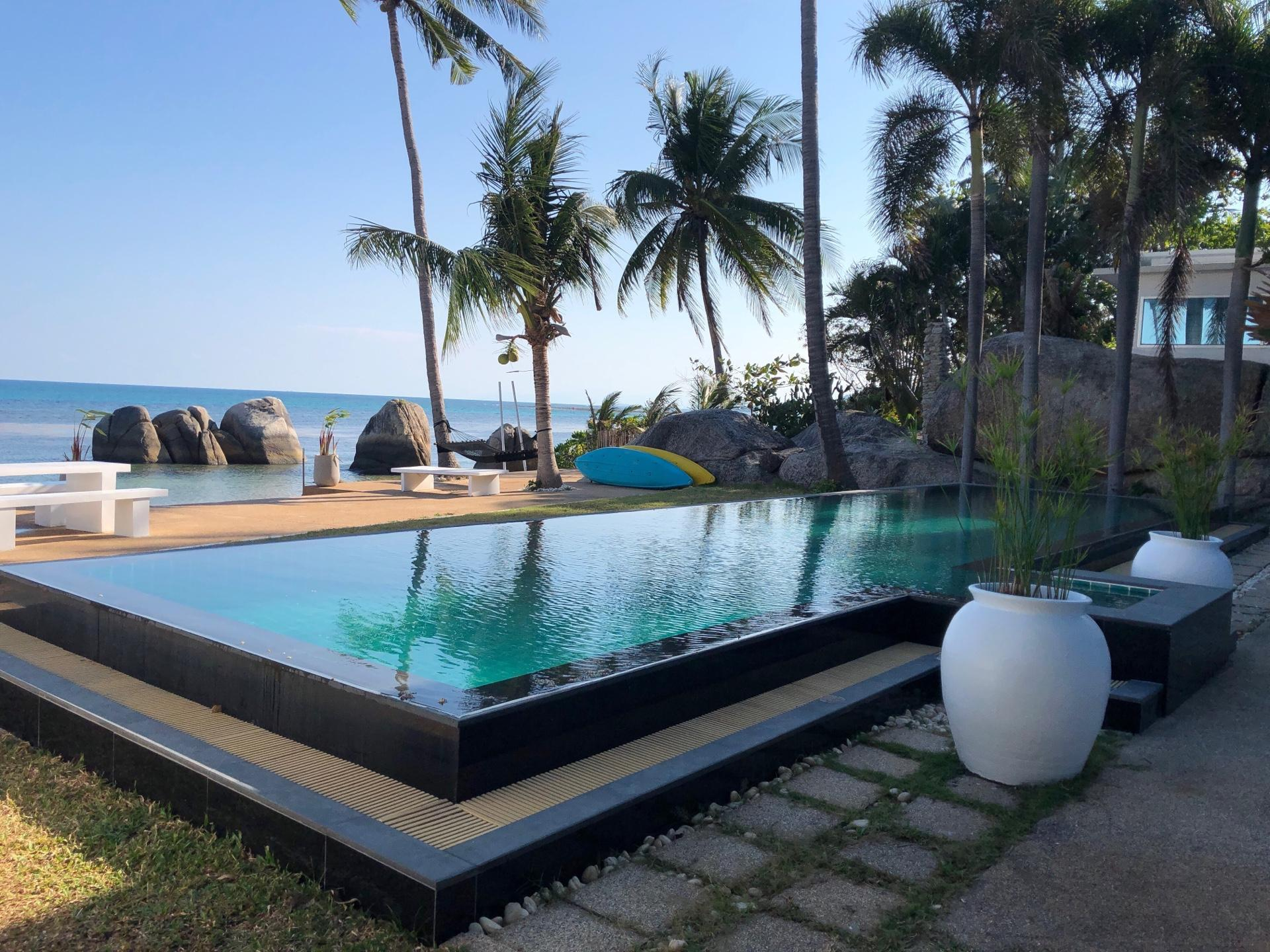 Nice And Quiet Place  The Rock @ Koh Samui