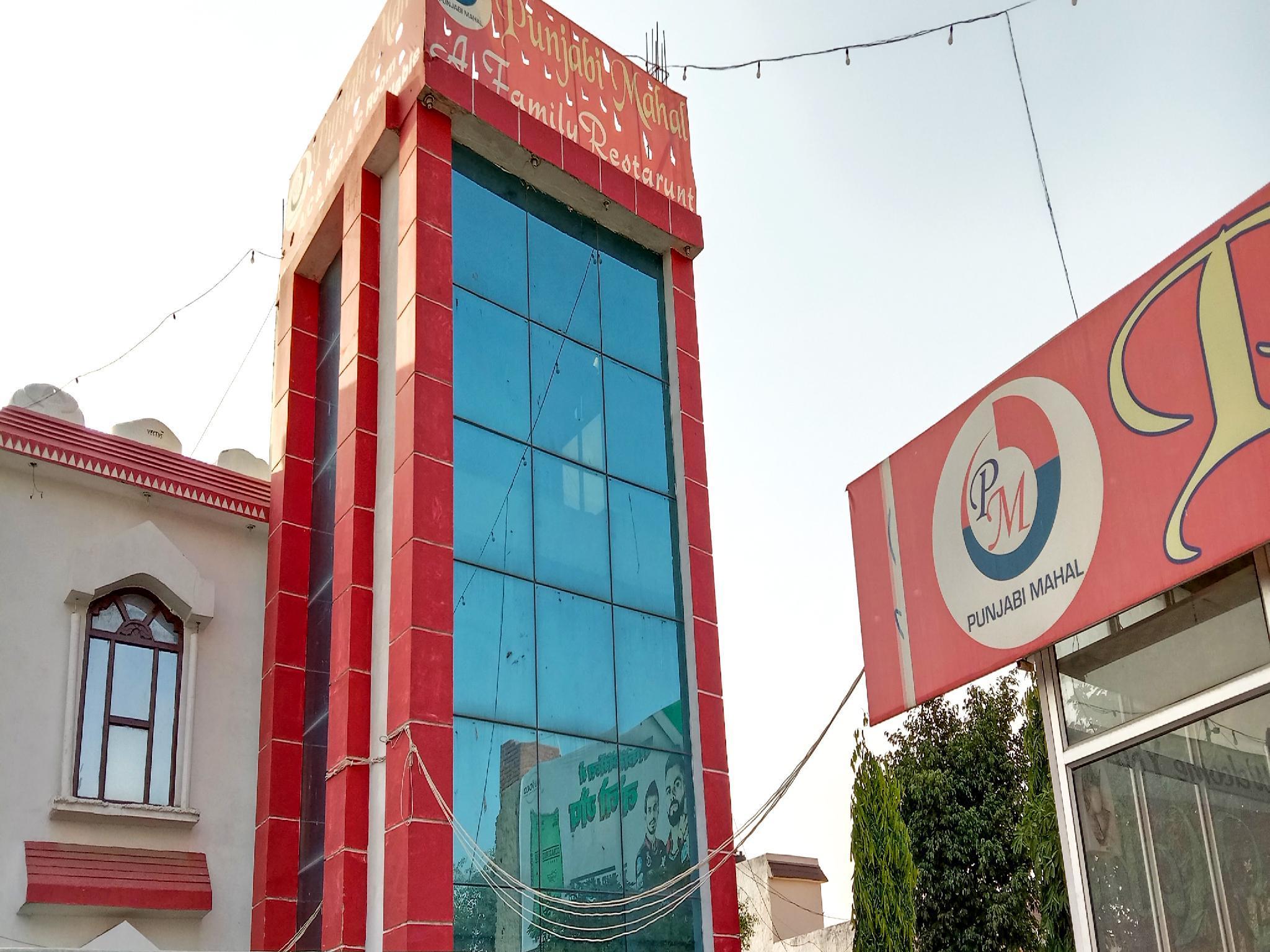 SPOT ON 37539 Punjabi Mahal