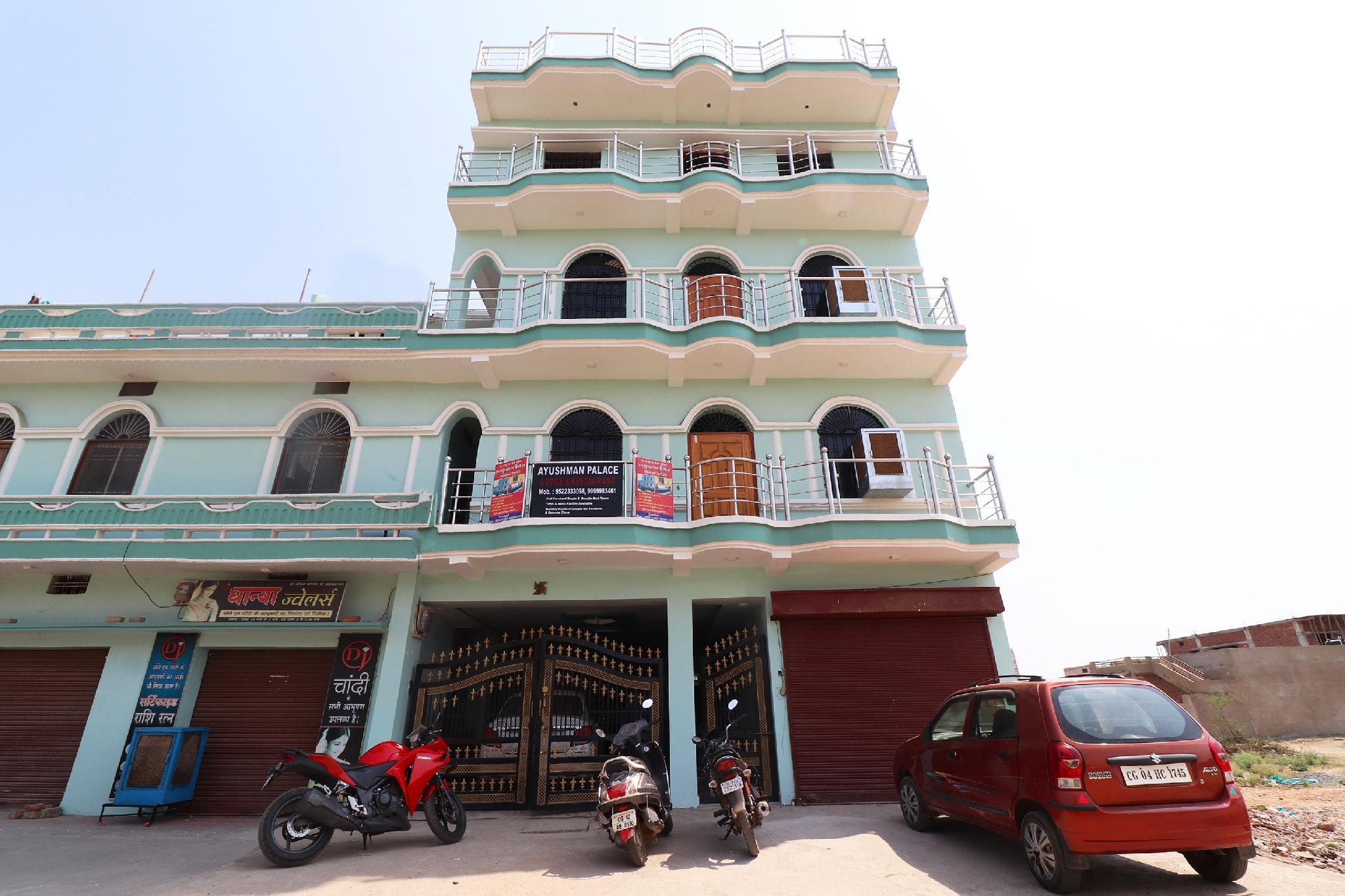 SPOT ON 37040 Hotel Ayushman Palace