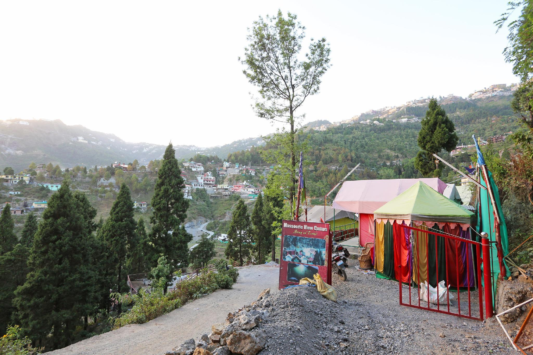 OYO 38534 Mussoorie View Camps   Tents