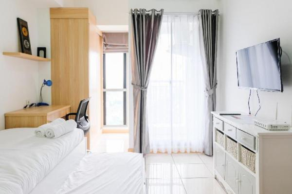 Studio Room at M-Town Residence By Travelio Tangerang