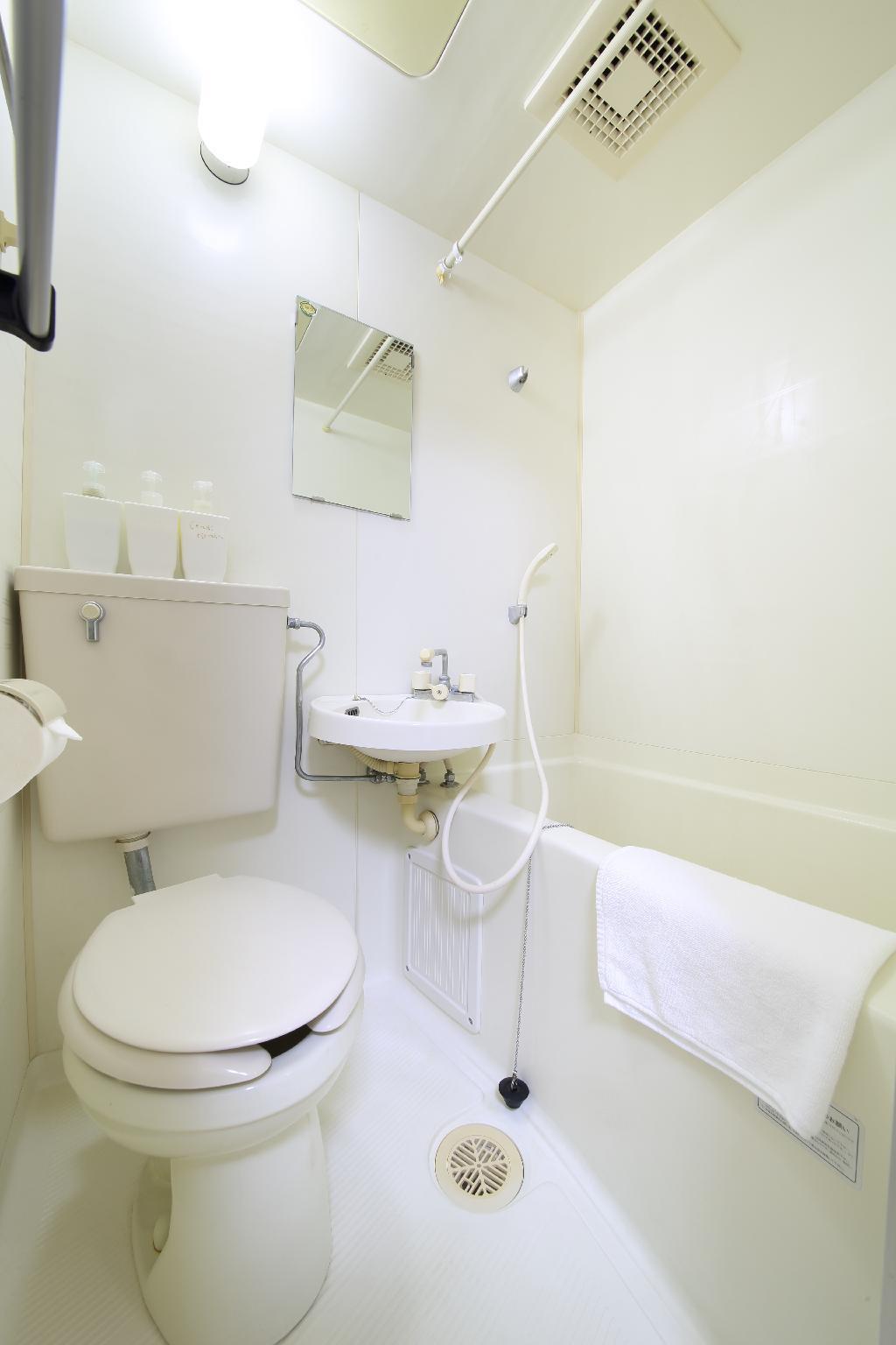 EX Shirokitakoen Apartment 208