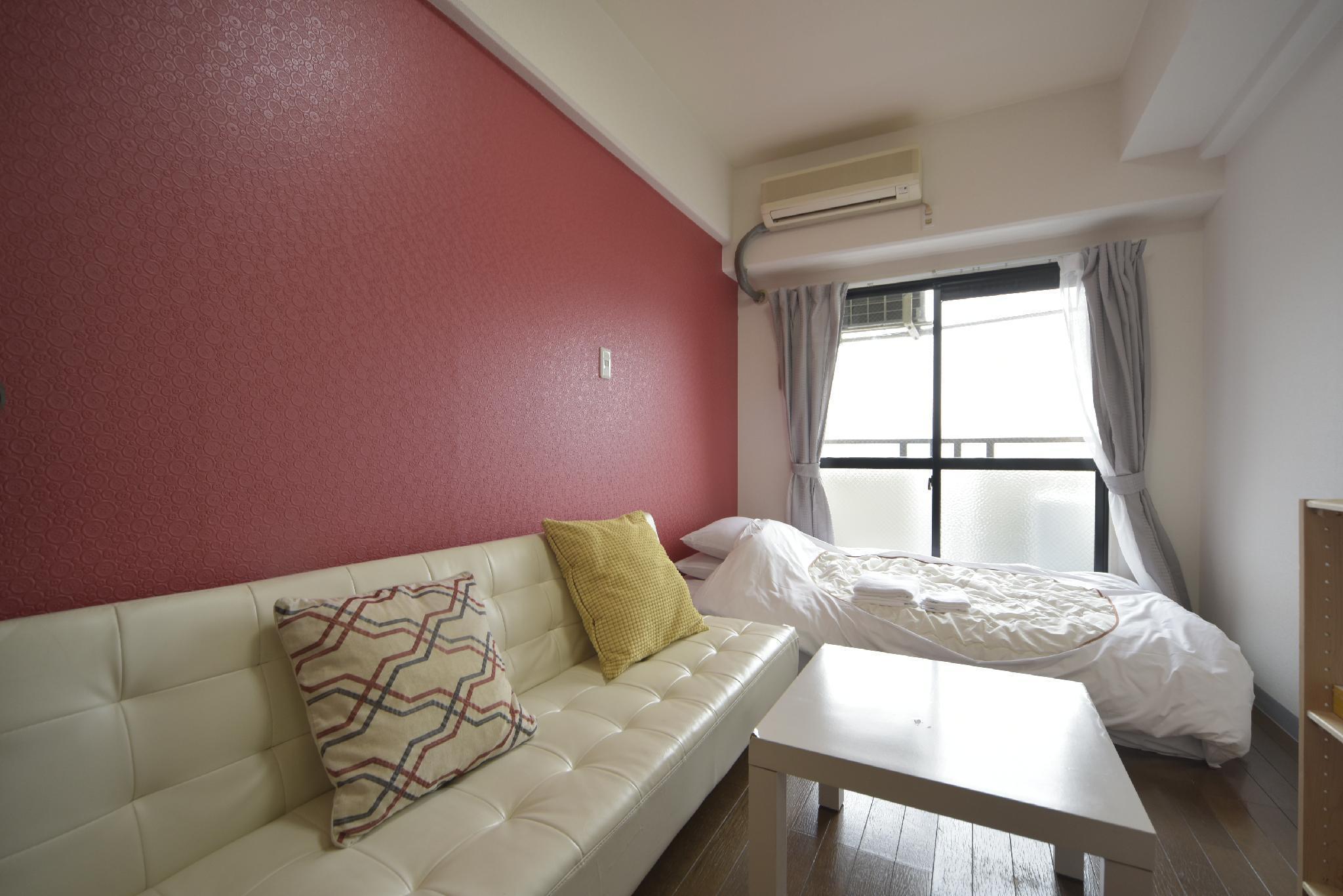 EX Shirokitakoen Apartment 606