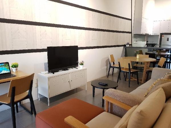 Beautiful luxury 2 bedroom loft suite@KL Sentral Kuala Lumpur