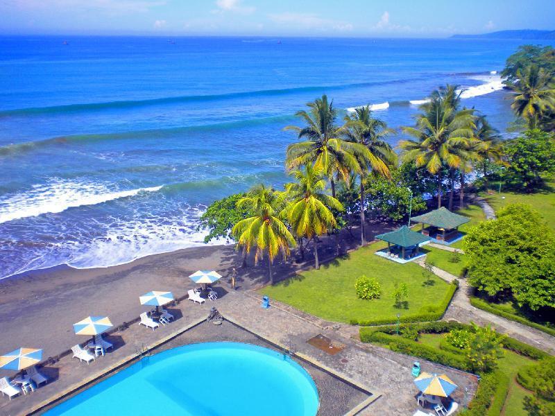 Inna Samudra Beach Hotel Pelabuhan Ratu