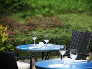 Novotel Praha Wenceslas Square Hotel Prague - Garden