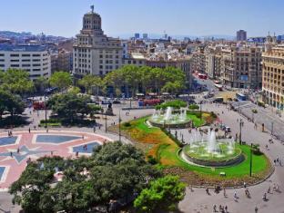 Moderno Hotel Barcelona - Nabij attractie