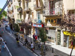 Moderno Hotel Barcelona - Hotel exterieur