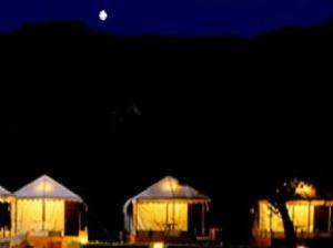 Ambalal Lake View Luxury Tent