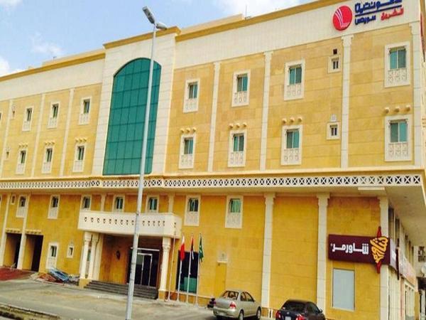 Lafontaine Al Shrooq Suites Jeddah
