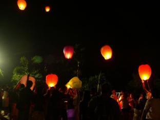 Alta Cebu Resort Mactan Island - Floating Lantern Wedding