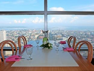 Crown Regency Hotel & Towers Kota Cebu - Restoran