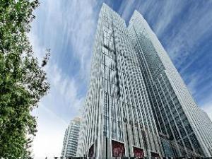 Qingdao Lejiaxuan Luxury Apartment Olympic Sailing Center & Wusi Square