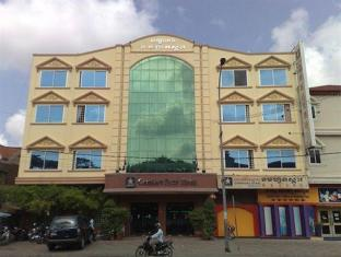 Comfort Star Hotel Phnom Penh - Hotel Front View