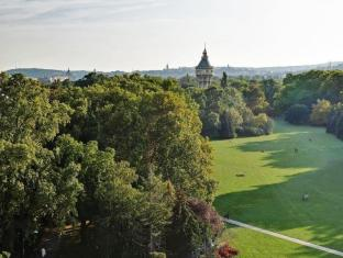 Danubius Health Spa Resort Margitsziget Budapest - View