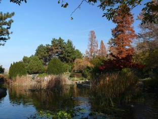 Danubius Health Spa Resort Margitsziget Budapest - Garden