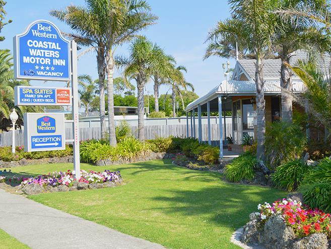 Coastal Waters Motor Inn