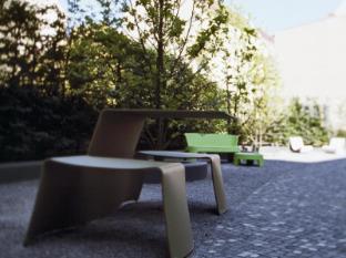 库达姆101酒店 柏林 - 花园