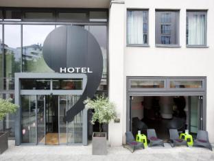 库达姆101酒店 柏林 - 入口