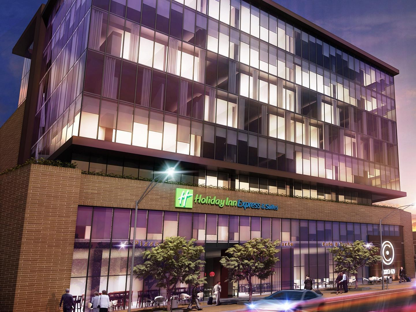 Holiday Inn Express And Suites Bogota DC