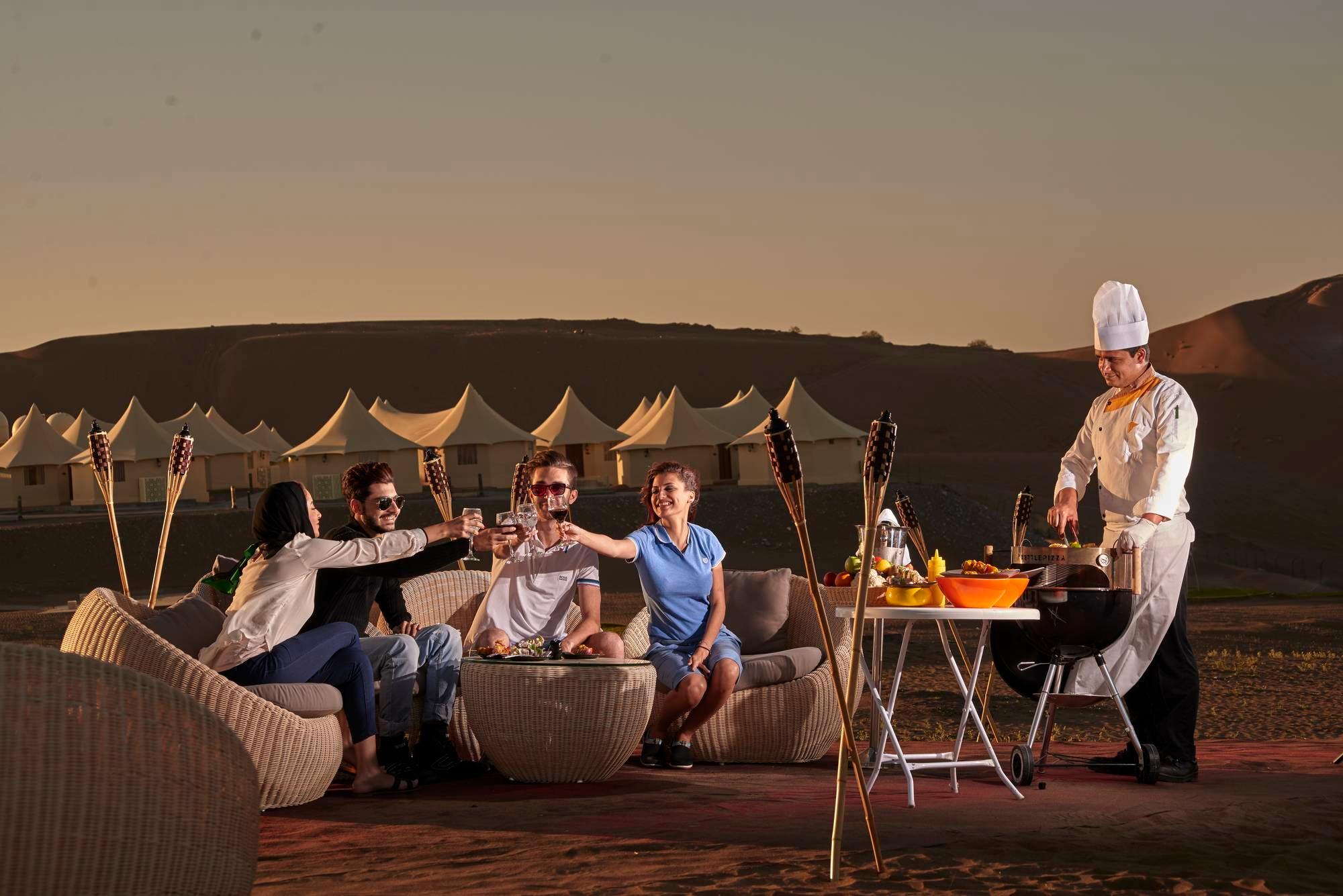 Dunes By Al Nahda Resort